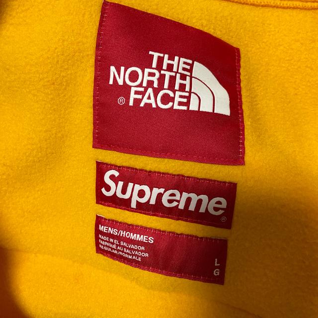 Supreme(シュプリーム)のsupreme The North Face RTG Fleece Jacket メンズのジャケット/アウター(ブルゾン)の商品写真
