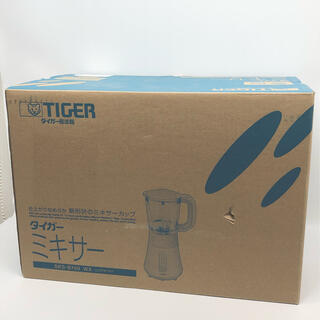 タイガー(TIGER)のタイガー TIGER SKS-B700-WX [ミキサー ピュアホワイト](ジューサー/ミキサー)