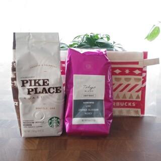Starbucks Coffee - スターバックスコーヒーポーチ、コーヒー、ディーンアンドデルーカコーヒーのセット