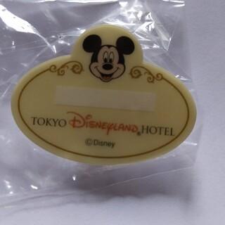 Disney - ディズニーランドホテル ネームバッチ
