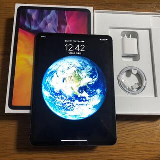Apple - iPad Pro 11インチ(第2世代) Wifi+Cellular 128GB