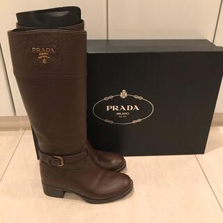 PRADA - 【PRADA】ブーツ