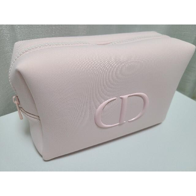 Christian Dior(クリスチャンディオール)のディオール ピンクポーチ サンプル3点セット レディースのファッション小物(ポーチ)の商品写真