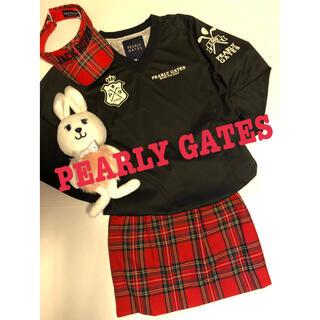 PEARLY GATES - パーリーゲイツ レディース蓄熱スニード 0