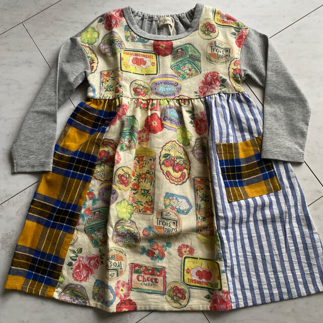 KP(ニットプランナー)のワンピース キッズ/ベビー/マタニティのキッズ服女の子用(90cm~)(ワンピース)の商品写真