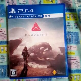 プレイステーションヴィーアール(PlayStation VR)のFarpoint ファーポイント(家庭用ゲームソフト)