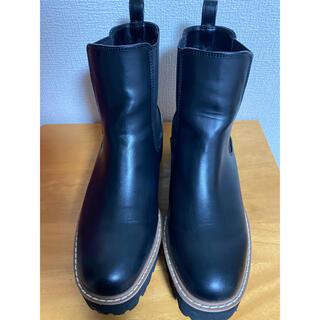 イーボル(EVOL)の美品 NYLON掲載商品【EVOL】PURPOSE サイドゴアブーツ (ブーツ)