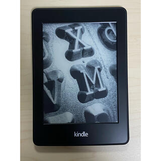 Amazon Kindle Paperwhite 4GB DP75SDI 広告無