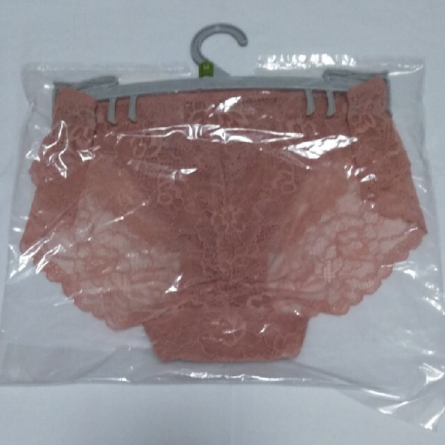 GU(ジーユー)のGU レースショーツ(レギュラー) Mサイズ 2枚セット レディースの下着/アンダーウェア(ショーツ)の商品写真