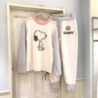 gelato pique - 新品☆ジェラートピケ/スヌーピーベッドルームシャツ&パンツセット