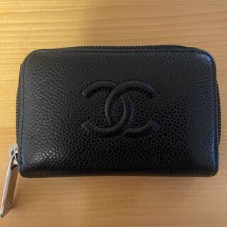 CHANEL - 美品 シャネル カード・コインケース