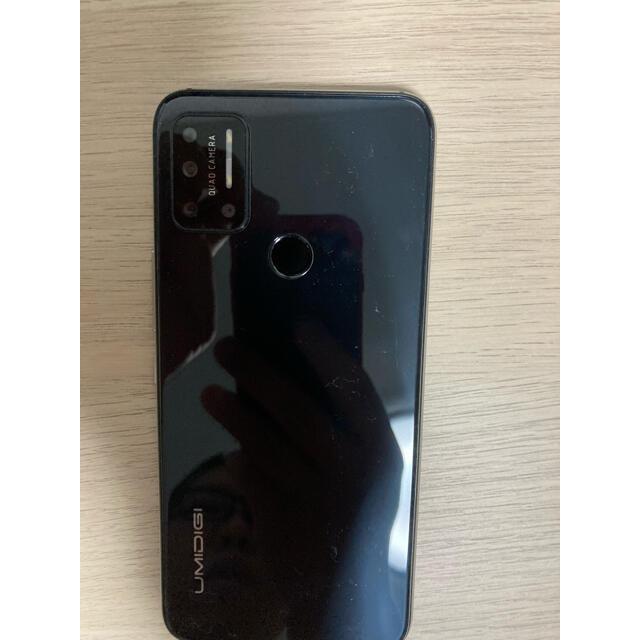 ANDROID(アンドロイド)の☆UMIDIGI A7 Pro 128G ブラック☆ スマホ/家電/カメラのスマートフォン/携帯電話(スマートフォン本体)の商品写真