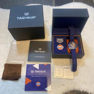 タグホイヤー(TAG Heuer)のタグホイヤー クロノグラフ ガルフ スペシャル フォーミュラ1  未使用に近い(腕時計(アナログ))