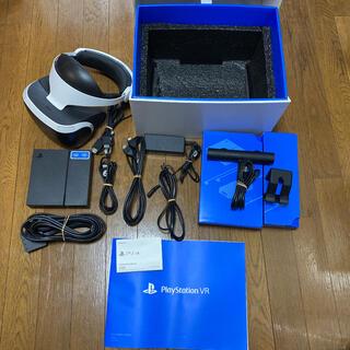 プレイステーションヴィーアール(PlayStation VR)のPlayStationVR☆PlayStationカメラ(家庭用ゲーム機本体)