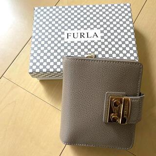 Furla - 美品 フルラ メトロポリス  折財布