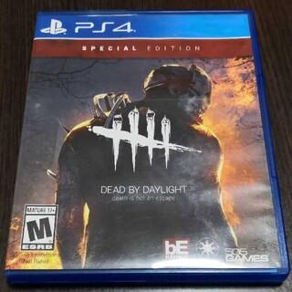 PlayStation4 - PS4 デッドバイデイライト 北米版 Dead by Daylight