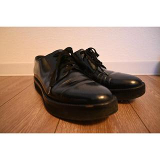 Marni - MARNI plaintoe leather shoes