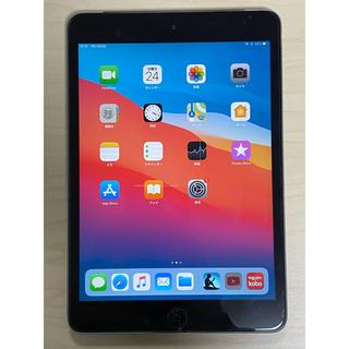 iPad - ドコモ Apple iPad mini 2 16GB スペースグレイ ◯