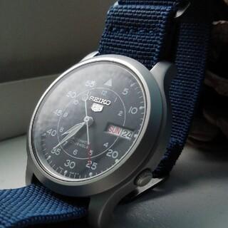 セイコー(SEIKO)のセイコー5  ミリタリー【SNK807K2】(腕時計(アナログ))