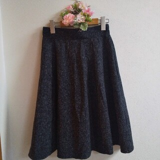 シマムラ(しまむら)のしまむら ツイードスカート M(ひざ丈スカート)