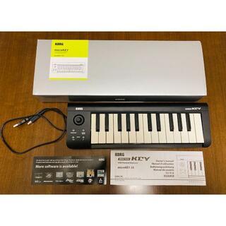 コルグ(KORG)のKORG MIDIキーボード microKEY-25(その他)