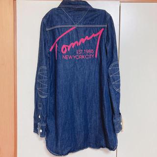 トミー(TOMMY)のTOMMY トミー デニム シャツ ジャケット(Gジャン/デニムジャケット)