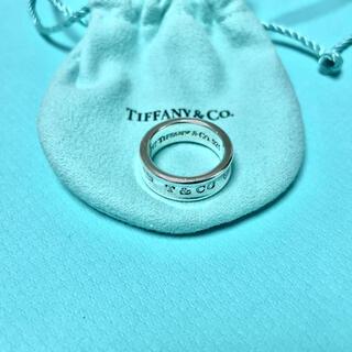 Tiffany & Co. - ティファニー 1837 ナロー リング 指輪 11号 シルバー 925