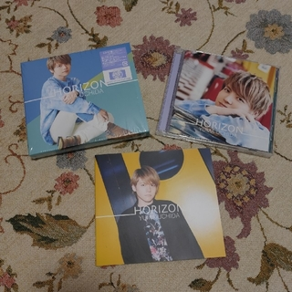 HORIZON〈CD+BD盤〉(アニメ)
