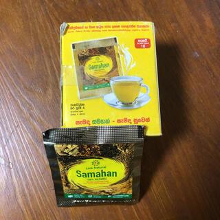 【組合せでお得】サマハンティー アーユルヴェーダティ スリランカ(健康茶)
