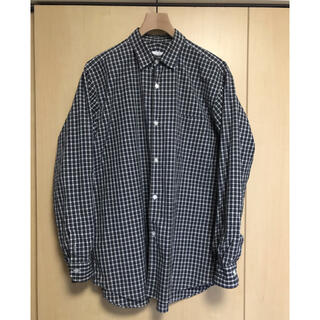コモリ(COMOLI)のcomoli 19ss コモリシャツ タータンチェック サイズ2(シャツ)