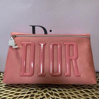 Dior - 新品❤︎ディオール ❤︎ポーチ クラッチ型 ピンク