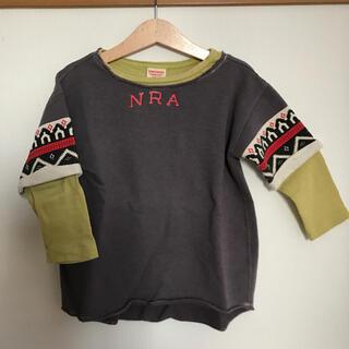 デニムダンガリー(DENIM DUNGAREE)のDENIM&DUNGAREE Tシャツ 100(Tシャツ/カットソー)