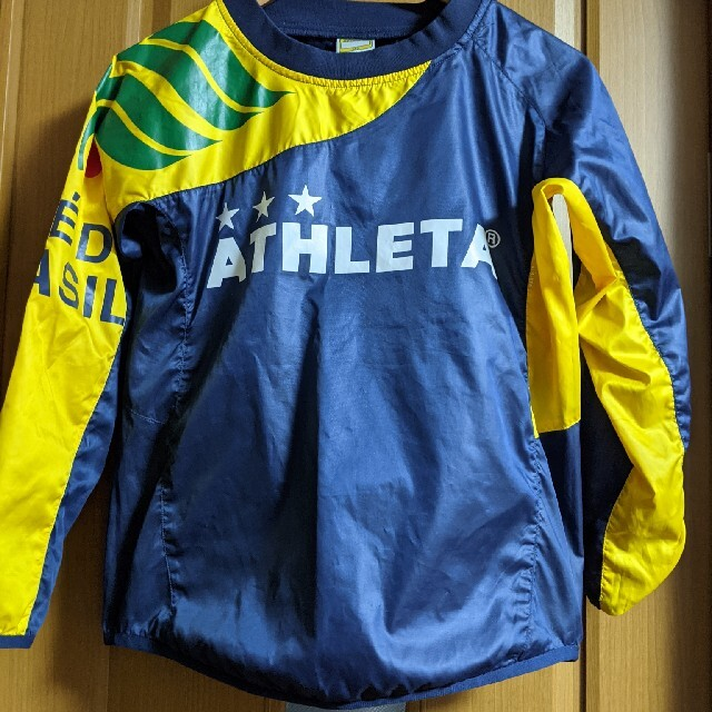 ATHLETA(アスレタ)のATHLETA 140 ピステ上下 スポーツ/アウトドアのサッカー/フットサル(ウェア)の商品写真
