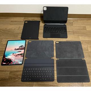 iPad - iPad Pro 11 セルラー 256GB 純正アクセサリー多数