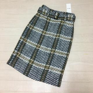 コムサイズム(COMME CA ISM)の新品 コムサイズム タイトスカート(ひざ丈スカート)