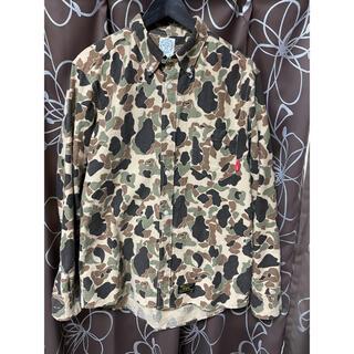 ダブルタップス(W)taps)のWtapsのミリタリーシャツ(シャツ)