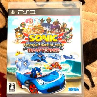 SEGA - ソニック&オールスターレーシング トランスフォームド PS3