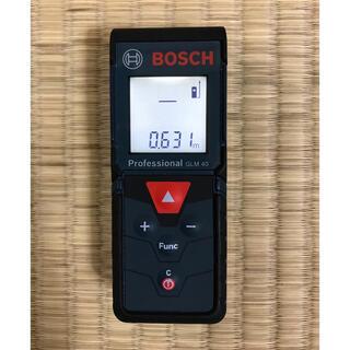 ボッシュ(BOSCH)のボッシュ レーザー距離計 GLM40 1点(その他)