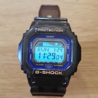 カシオ(CASIO)のCASIO G-SHOCK GLX-5600B スケルトンブラック(腕時計(デジタル))