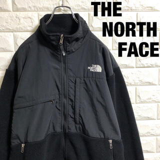 THE NORTH FACE - ノースフェイス デナリフリースジャケット 刺繍 YKK メンズMサイズ
