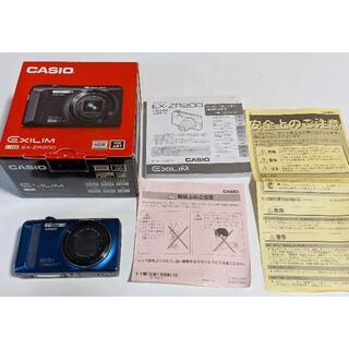 CASIO - EX-ZR200 カシオデジカメ