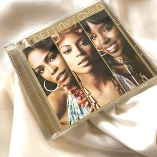 Destiny child アルバム 1's(R&B/ソウル)