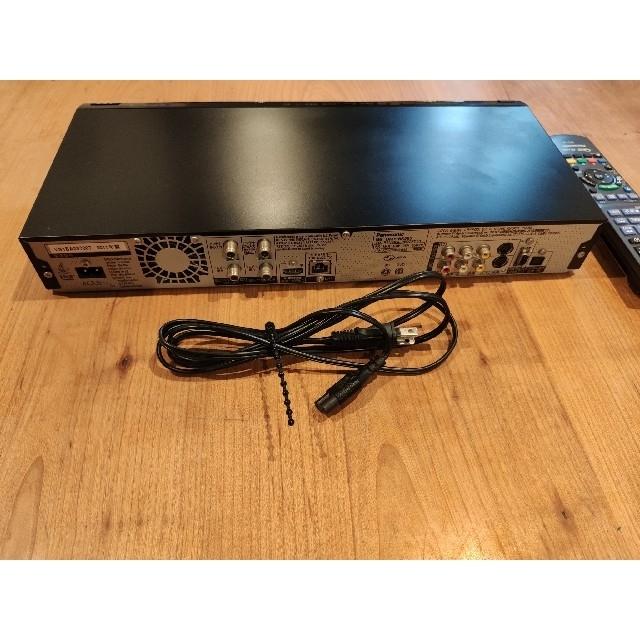 Panasonic(パナソニック)のパナソニック DMR-BR585 panasonic スマホ/家電/カメラのテレビ/映像機器(ブルーレイレコーダー)の商品写真