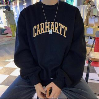carhartt - Carhartt ロゴスウェット