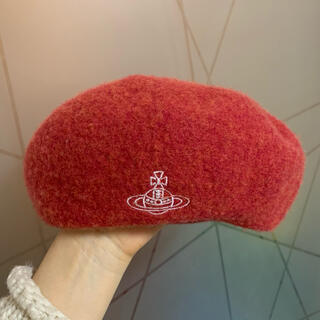 Vivienne Westwood - ☆ヴィヴィアンウエストウッド★ベレー帽 美品☆