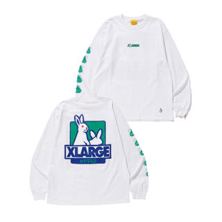 XLARGE - XLARGE collaboration with FR2 L/S Tee