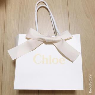 クロエ(Chloe)の【Chloe】ショップバッグ 香り付き(ショップ袋)