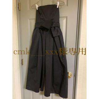 ラグナムーン(LagunaMoon)のLAGUNAMOON black dress(その他)