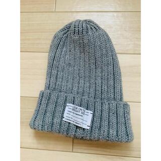 ジーユー(GU)のgu◆ニット帽(ニット帽/ビーニー)