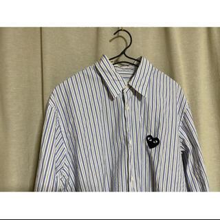 COMME des GARCONS - stripe shirt